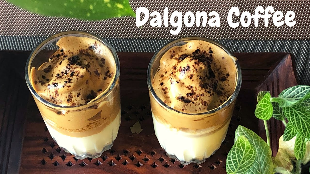 The Web Sensational Trending Dalgona Espresso Dalgona Espresso Recipe Munmuncookbook Dalgona Coffee Recipe